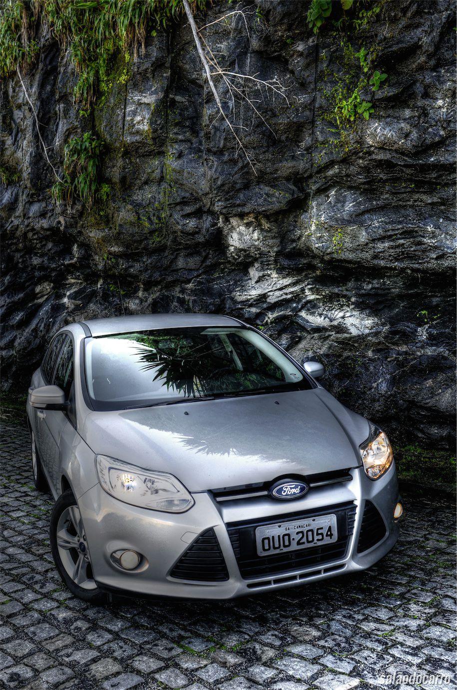 A Ford já lançou um facelift na Europa, e o modelo brasileiro fica defasado