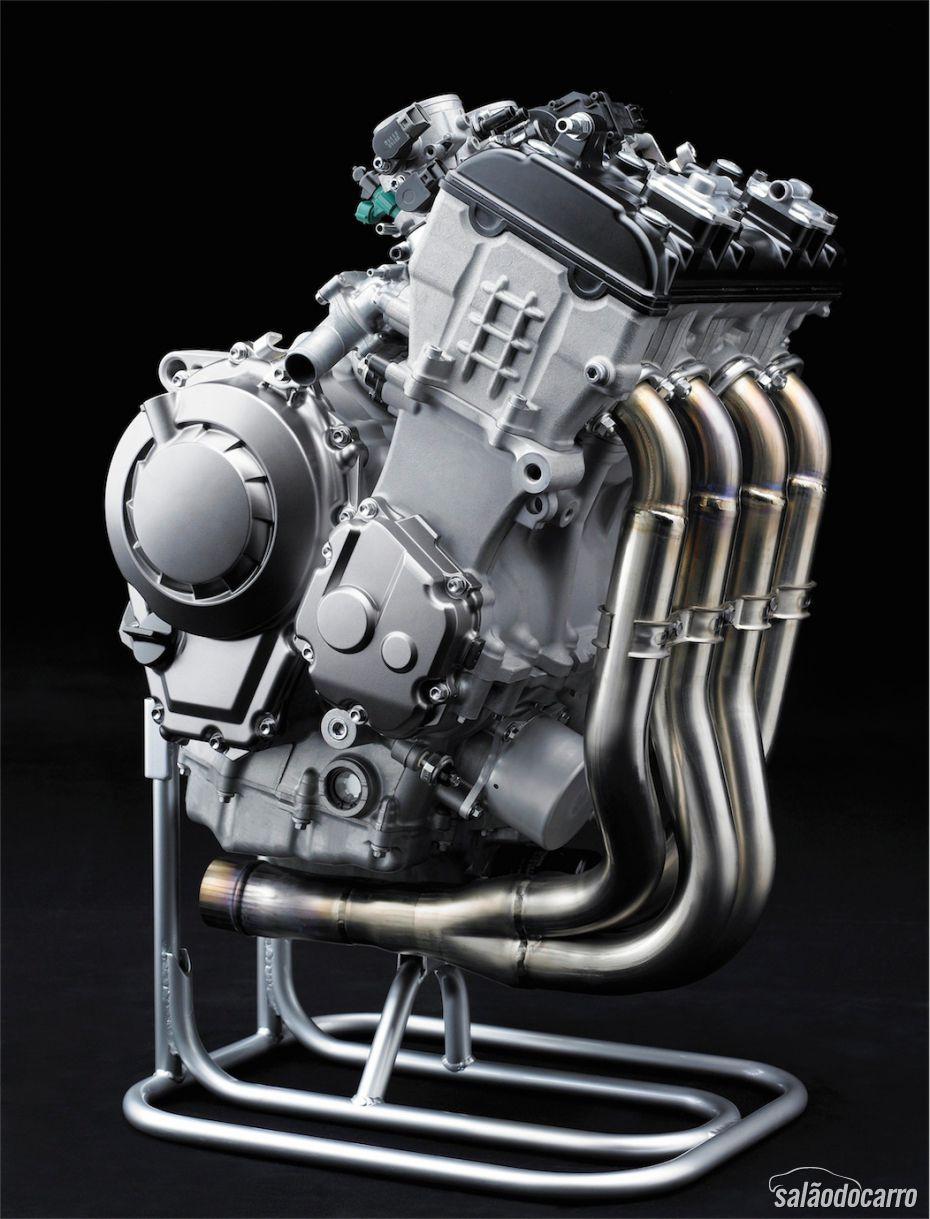 ZX-10R: Motorização (1)
