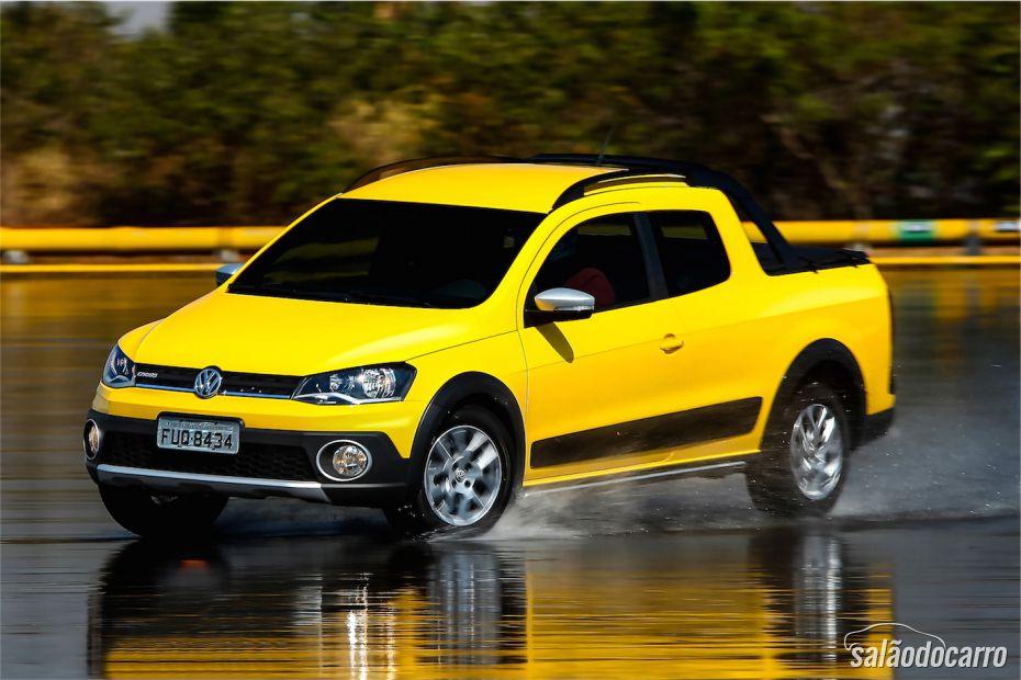 VW Saveiro Cross Cabine Dupla