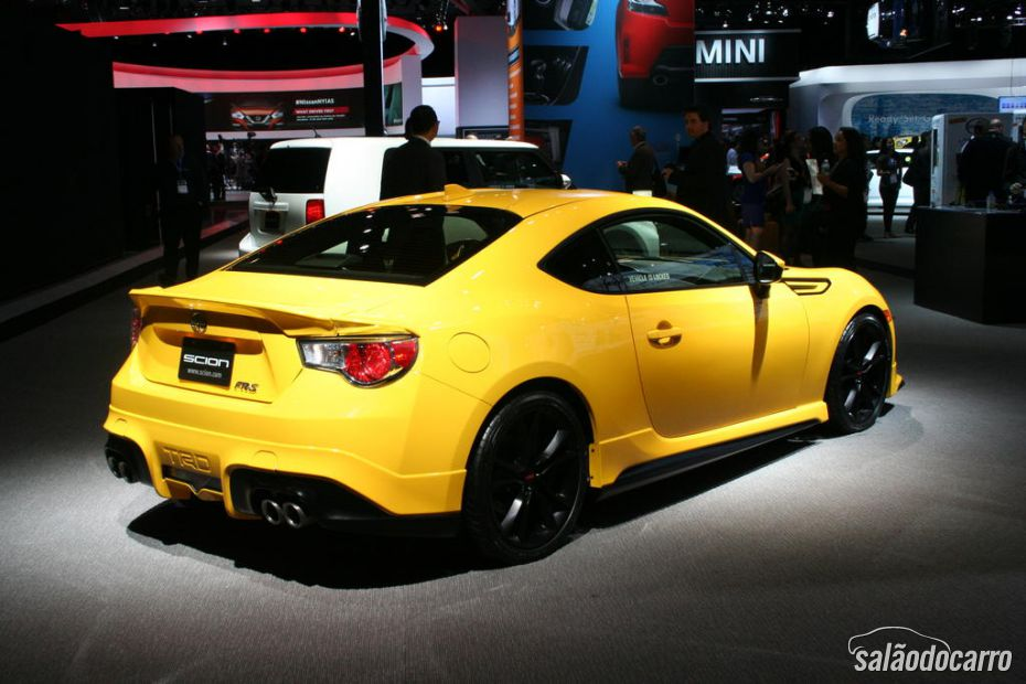 Toyota Scion FR-S 1.0