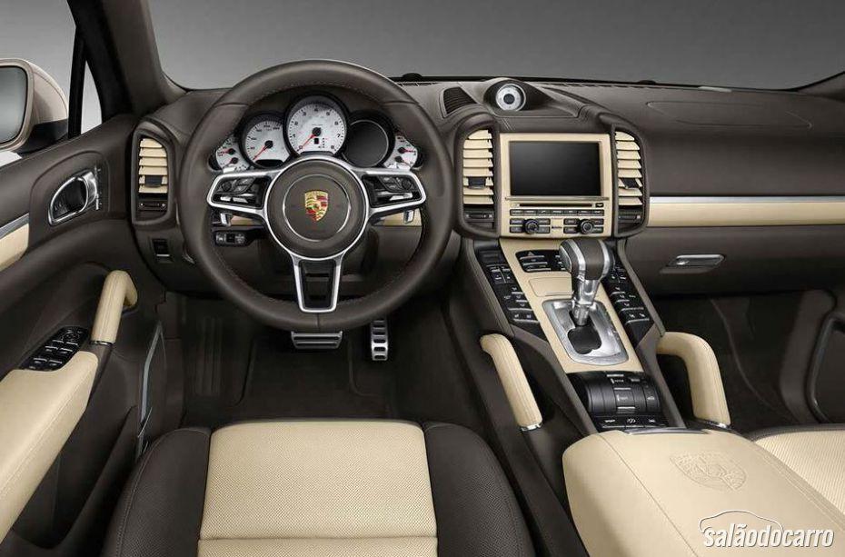 Porsche Exclusive lança Cayenne S com SportDesign