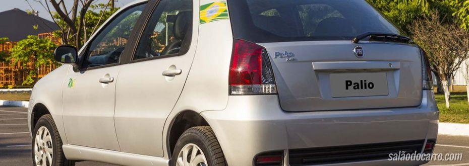 Fiat Palio Fire ganha versão Rua por R$ 33.080