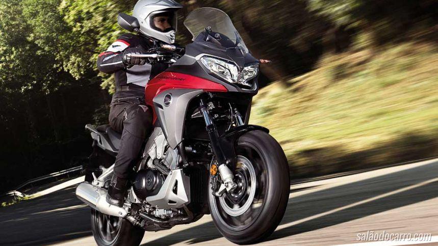 Honda prepara nova Crossrunner