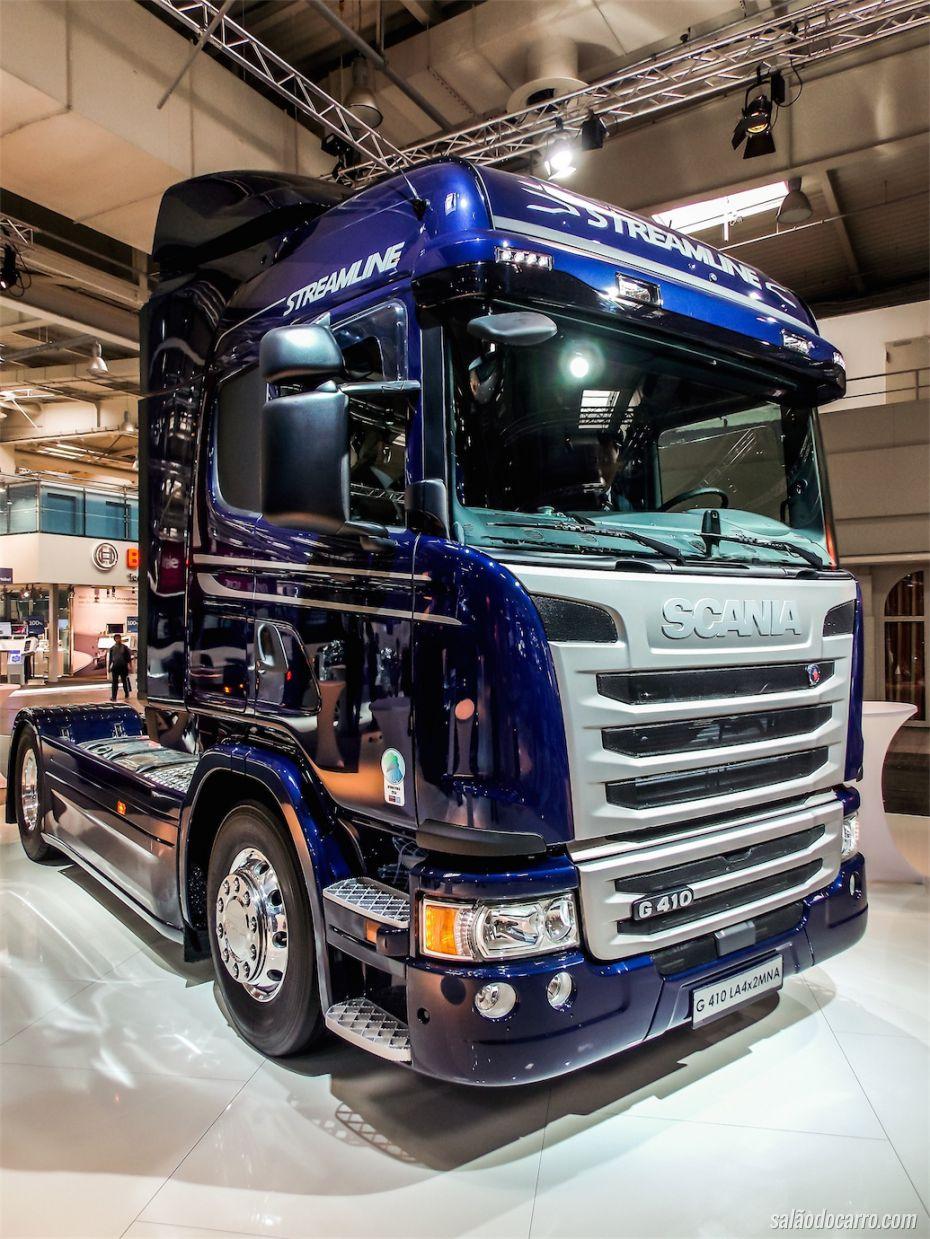 Scania G 410 Euro 6