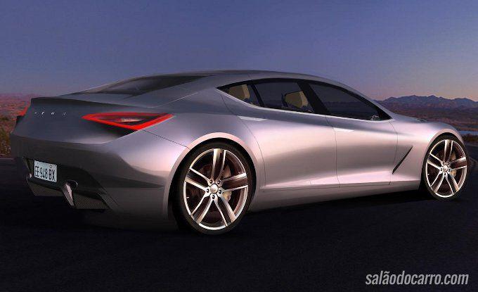 Lotus projeta criação de SUV e sedã