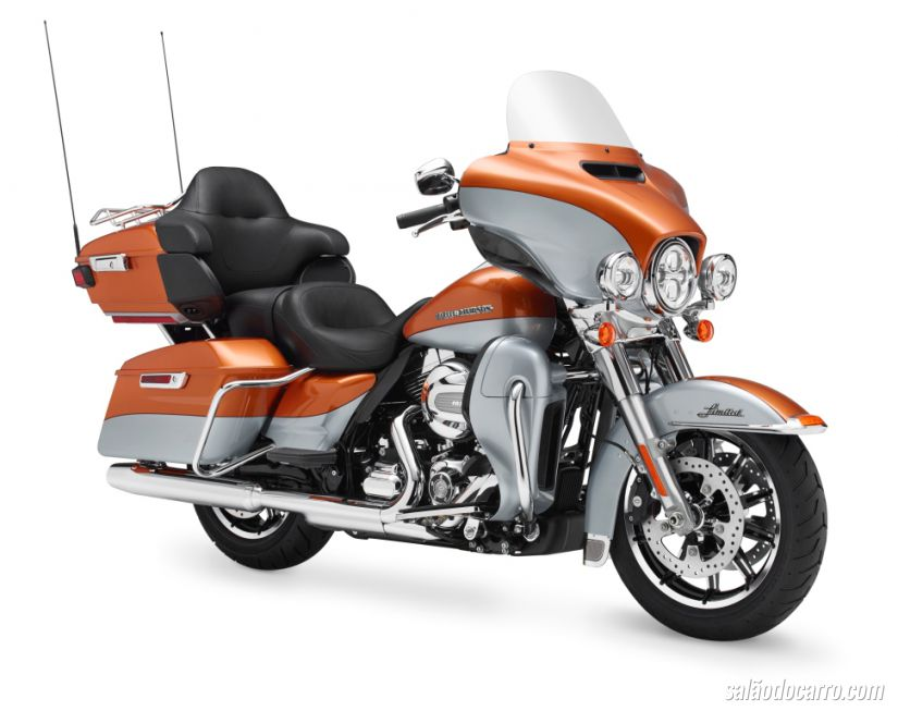Harley-Davidson faz recall de 895 motos no Brasil