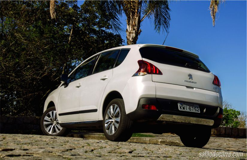 Peugeot 3008 Griffe THP