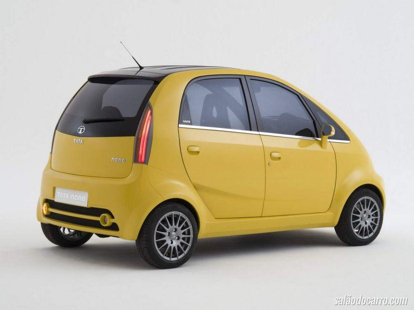 Carro 0km mais barato do mundo custa R$ 5.231,98