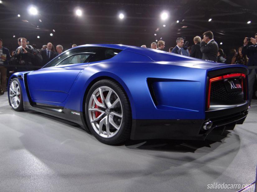 Volkswagen revela XL Sport Concept