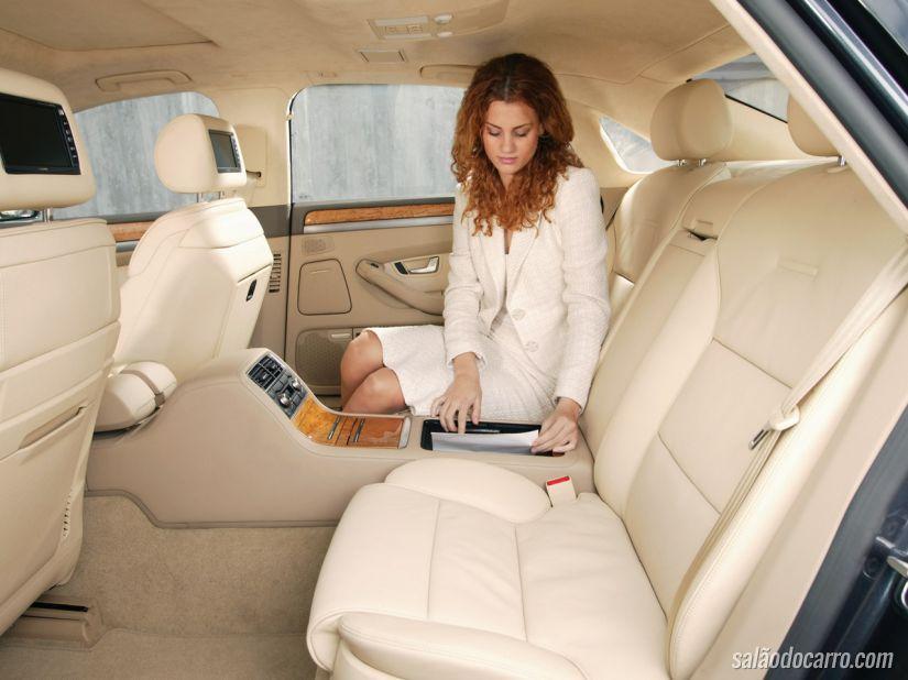 Audi A8 L chega ao Brasil por R$ 457.300