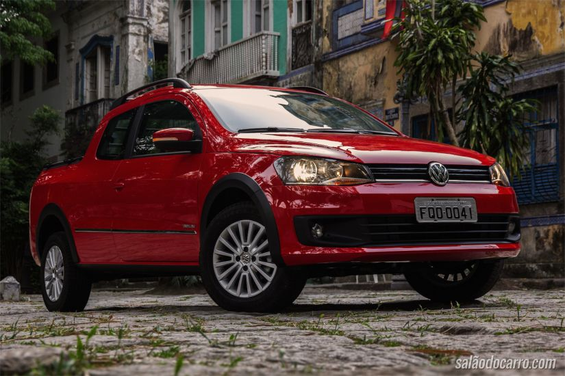 Volkswagen Saveiro Highline
