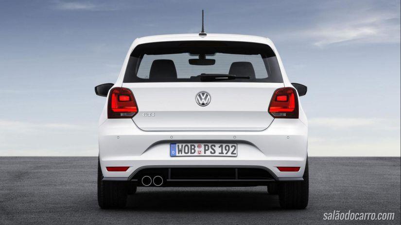 Volkswagen Polo GTI chega à Alemanha por £ 22.275