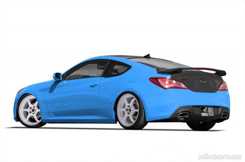 Hyundai Genesis Coupe 1000cv