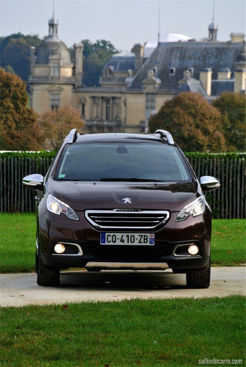 Peugeot 2008, o irmão maior do 208
