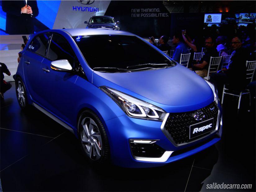 Hyundai HB20 R-Spec