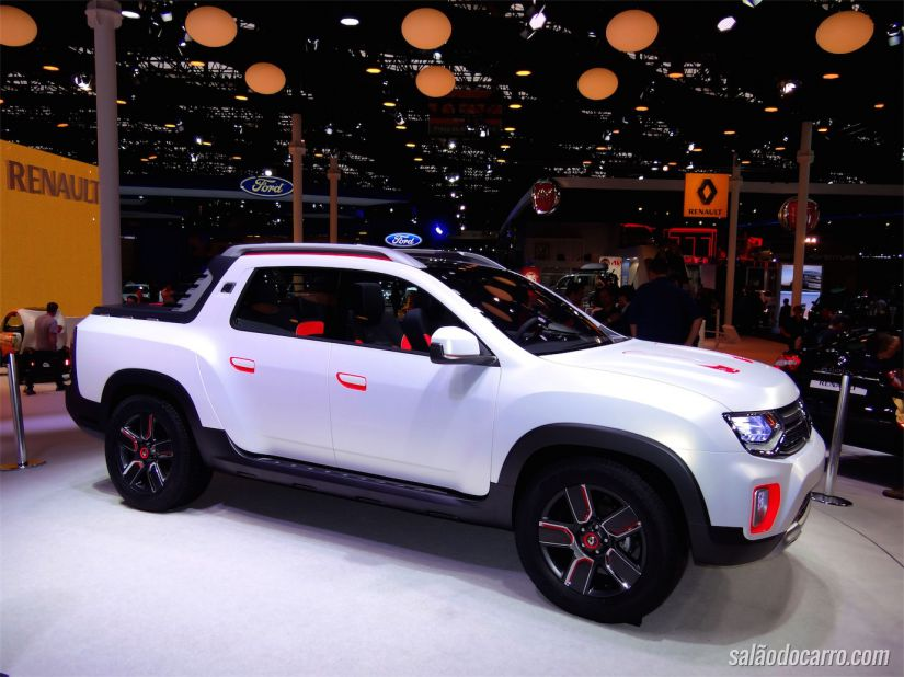 Renault Duster Oroch Concept