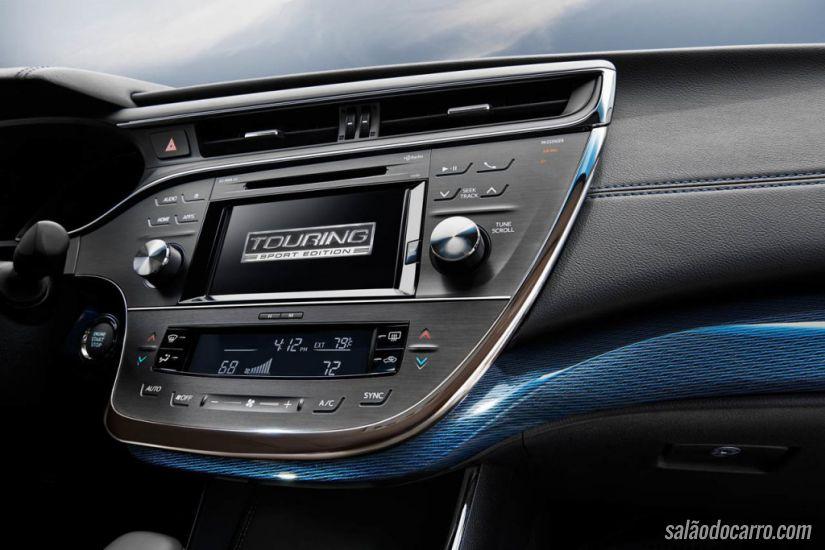 Toyota anuncia Avalon XLE Touring Car Edition