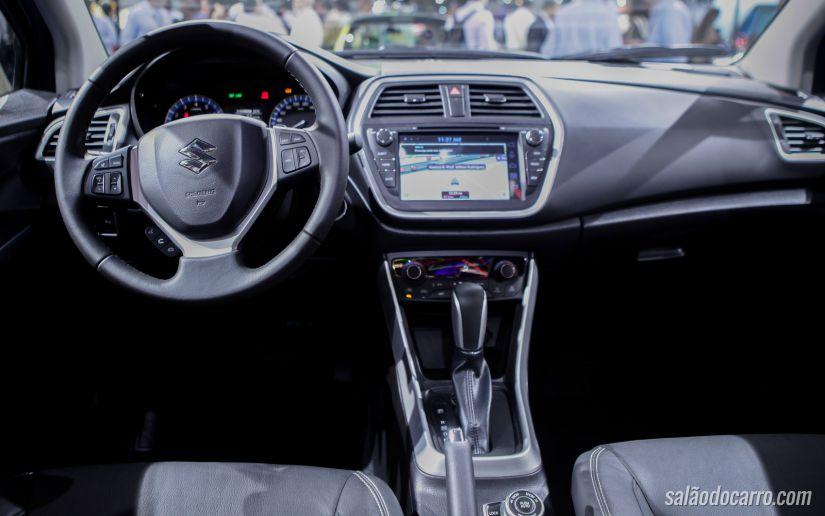 Suzuki traz SX4 S-Cross ao Salão do Automóvel