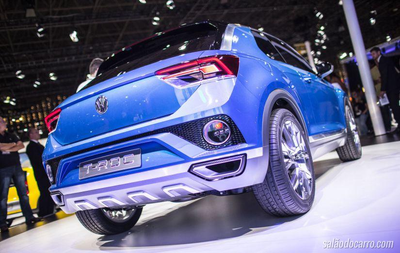 Volkswagen apresenta Golf SUV no Salão de Automóvel de São Paulo