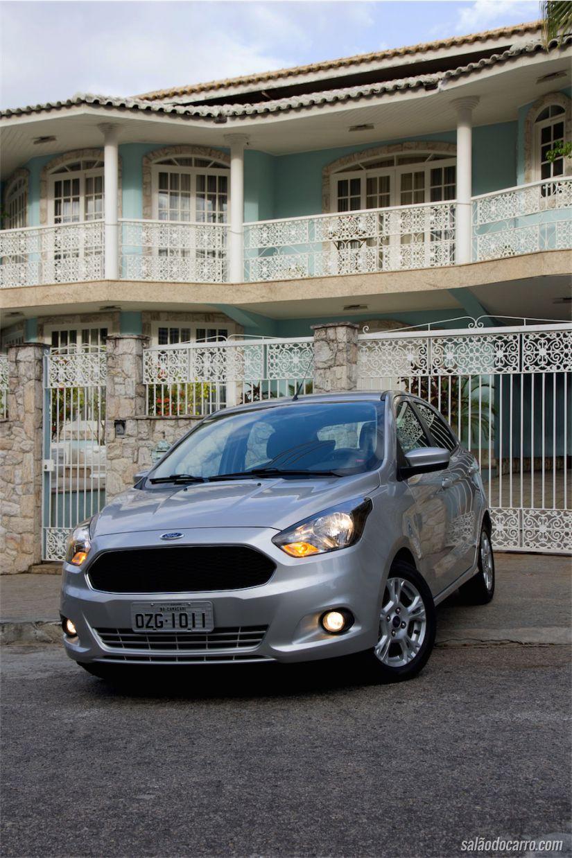 Novo Ford Ka 1.0 SEL