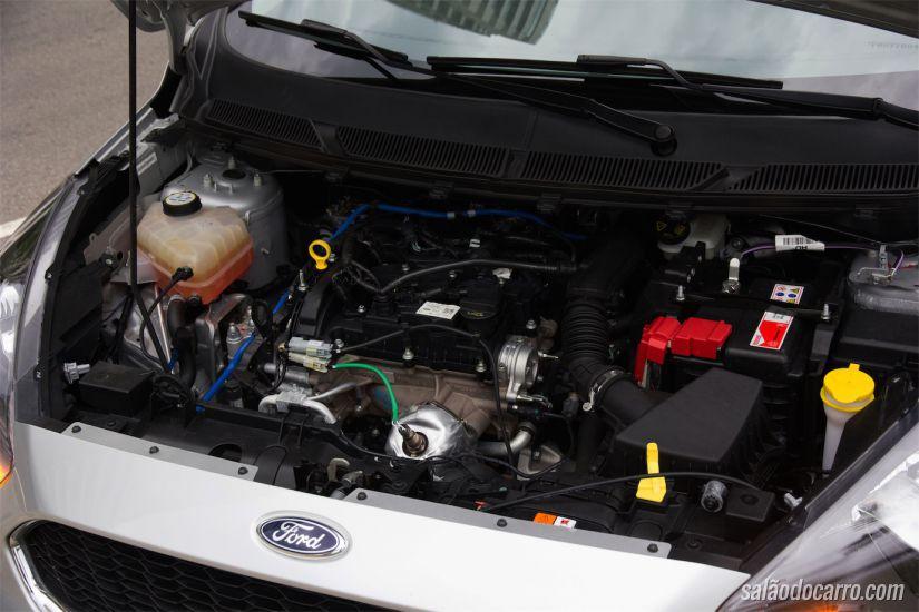 Motor 1.0 de 85cv (com etanol)