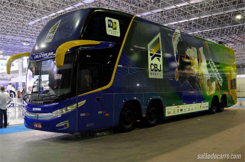 Scania K400 DD