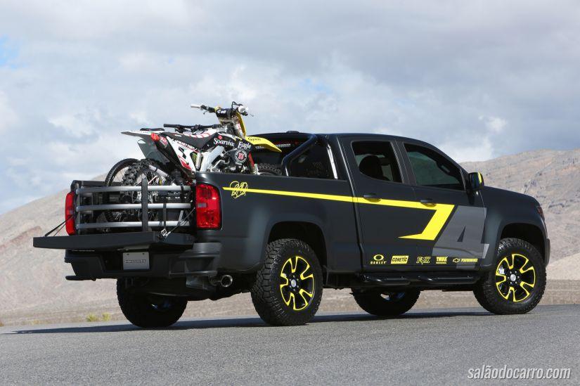 Chevrolet revela Colorado Perfomance Concept