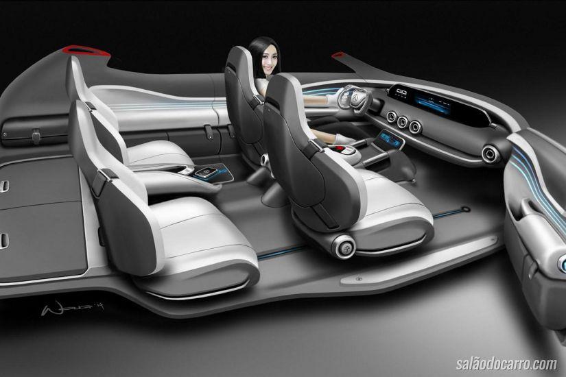 Mercedes-Benz anuncia o carro conceito G-Code