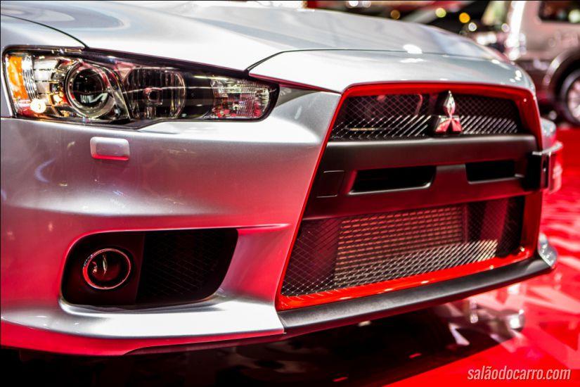 Lancer Evolution X 2015