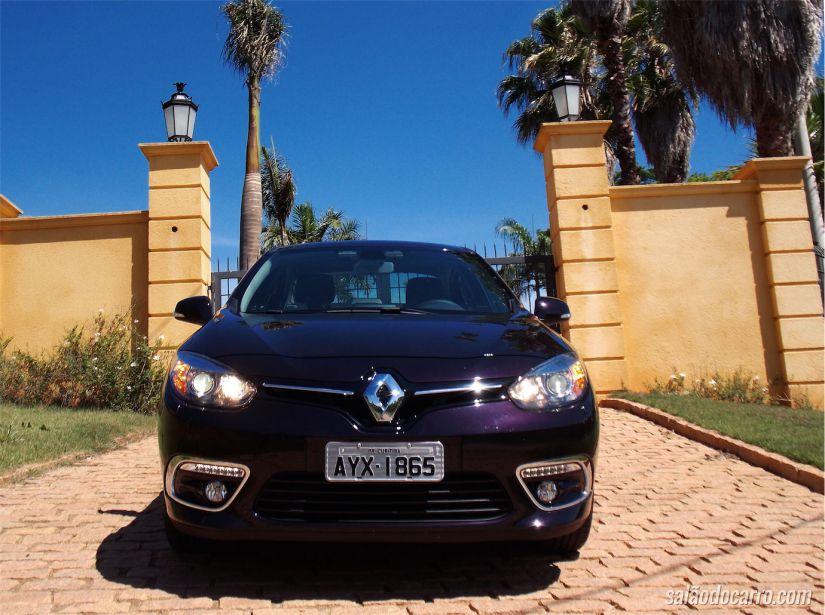 Novo Renault Fluence - Apenas um 'facelift'