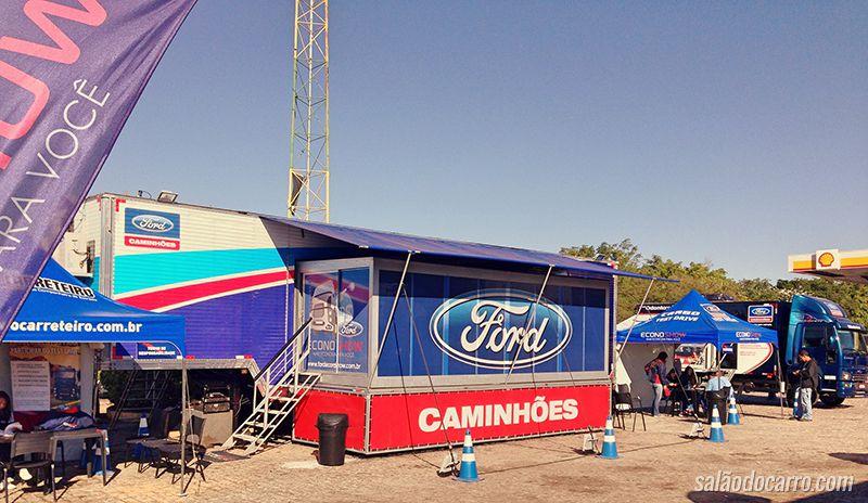 Você já visitou a Caravana Ford Econoshow 2014