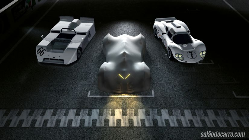 Chevrolet Chaparral 2XVGT