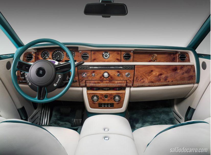 Rolls-Royce Maharaja Phantom Drophead 2015