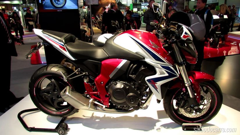 Honda anuncia CB 1000R Barracuda no Brasil em 2015