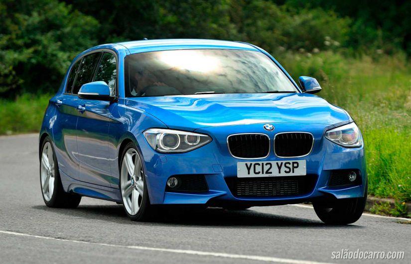 BMW convoca recall de 6 modelos no Brasil