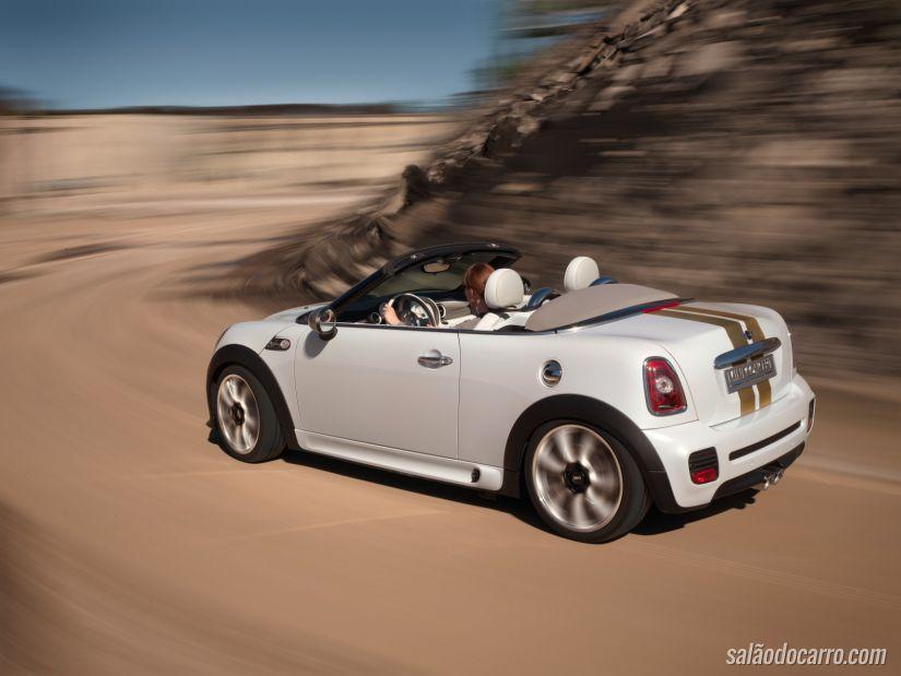MINI Coupe e Roadster sairão de linha