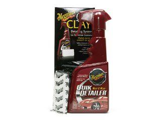 Claybar da marca Meguiars