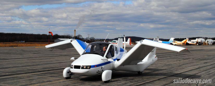 Quando chegarão os carros voadores?