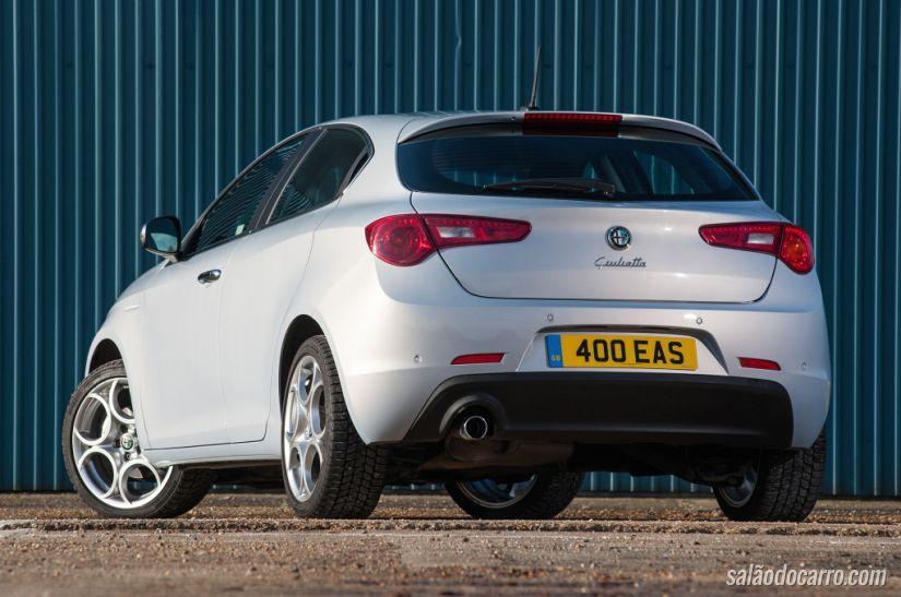 Alfa Romeo lança edição Giulietta Business no Reino Unido