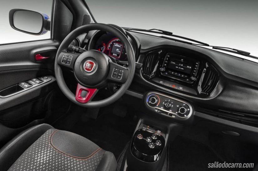 Fiat lança novo Uno Sporting 2015