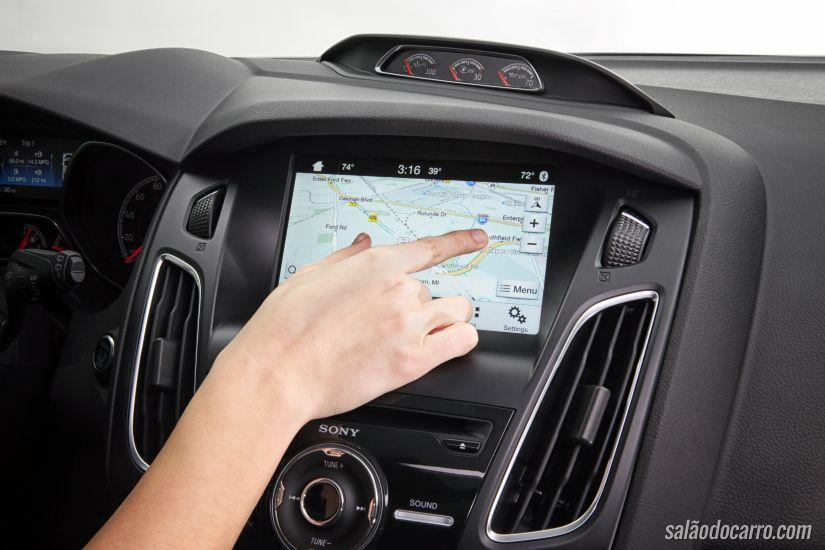 Ford apresenta nova geração do Sistema SYNC
