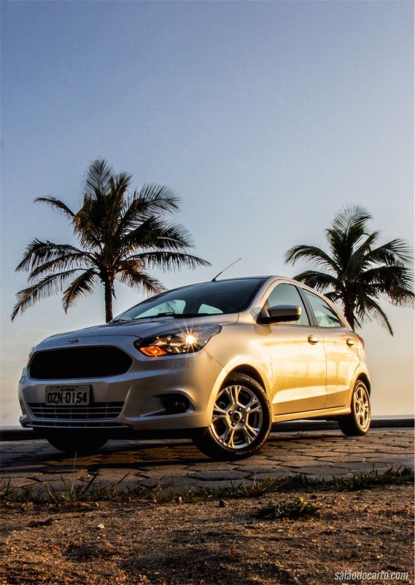 Novo hatch compacto da Ford quer ganhar as ruas