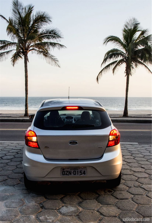 Novo Ford Ka com motor 1.5