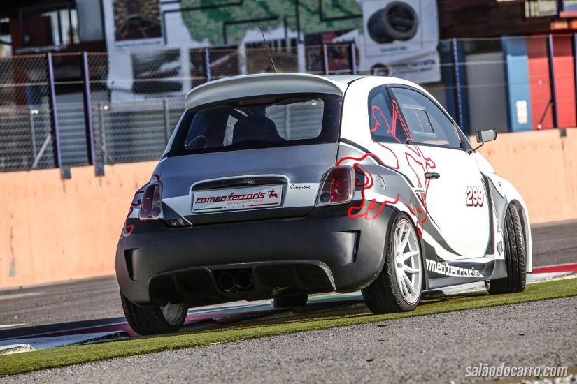 Romeo Ferrari lança o hatch compacto Cinquone