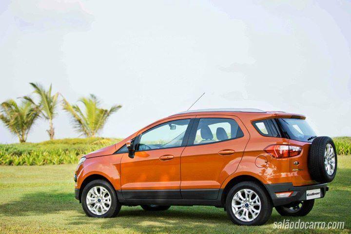 Ford convoca recall de mais de 20 mil unidades do EcoSport na Índia
