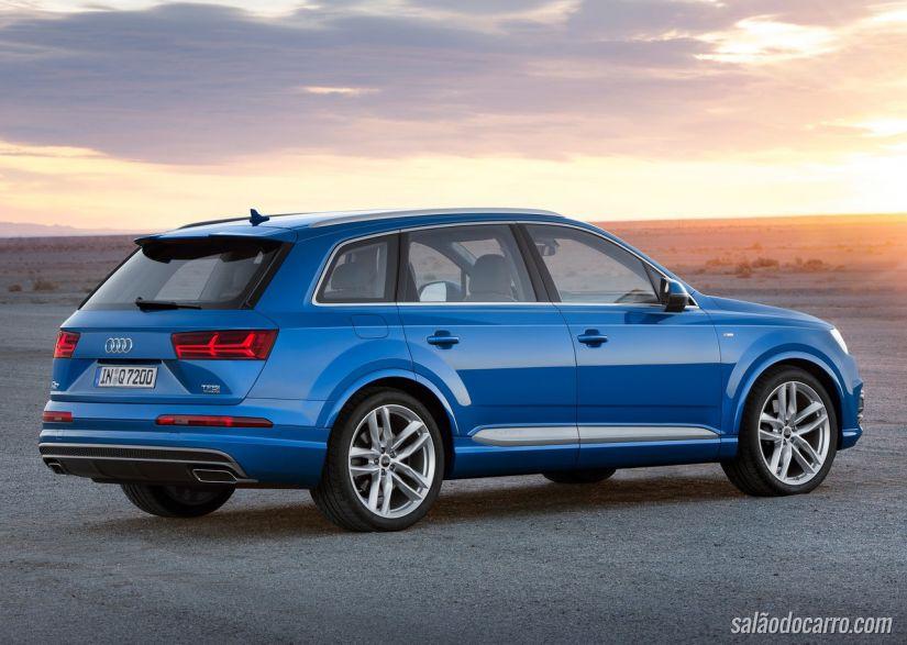 Audi apresenta novo Q7 2015