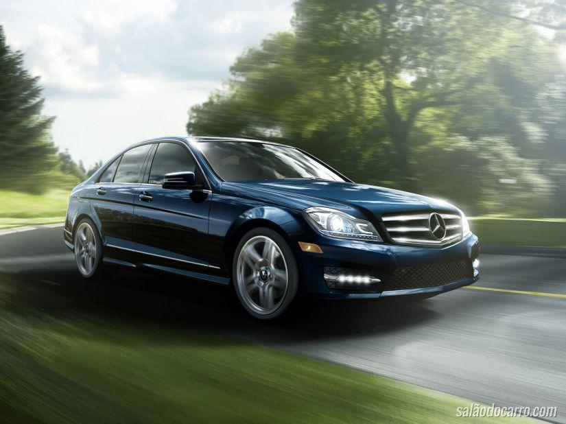 Mercedes-Benz C250 Sport