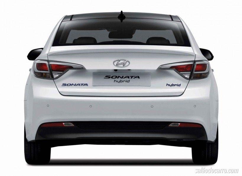 Hyundai apresenta Sonata híbrido