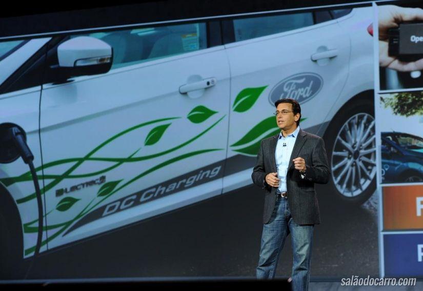 Ford apresenta novidades tecnológicas na CES 2015