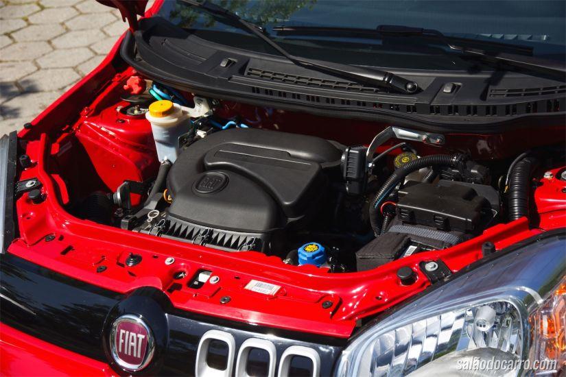 Motor que entrega até 88cv com etanol